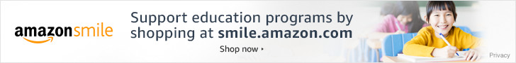Support Education Programs with Amazon Smile