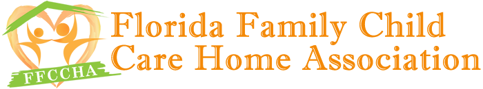 Florida Family Child Care Home Association Retina Logo